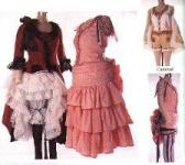Victorian and Old West Accessories, Clothing Patterns, Gift Items